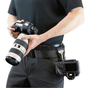 Packing camera